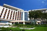 Отель Кемпински Гранд Отель Геленджик, общий вид со стороны входа